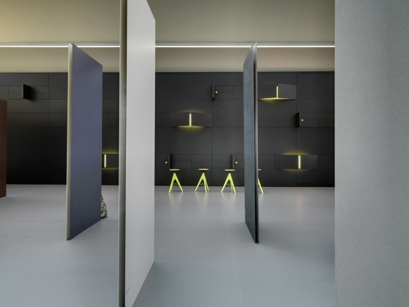 LAMINAM showroom - Taliansko